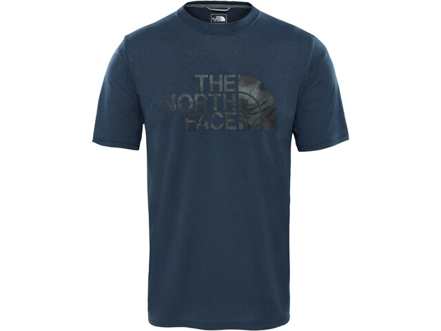 The North Face Ma Graphic Reaxion Amp t-shirt Heren blauw